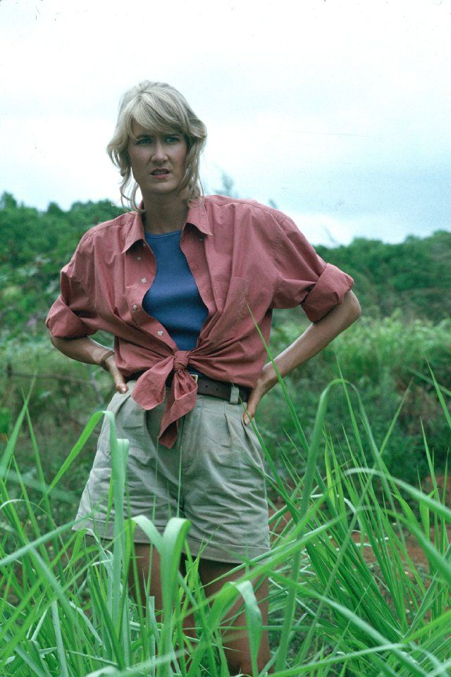 Laura Dern as Dr. Ellie Sattler #jurassicpark