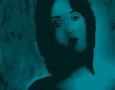 """Check out new work on my @Behance portfolio: """"My Muse"""" http://be.net/gallery/48457817/My-Muse"""