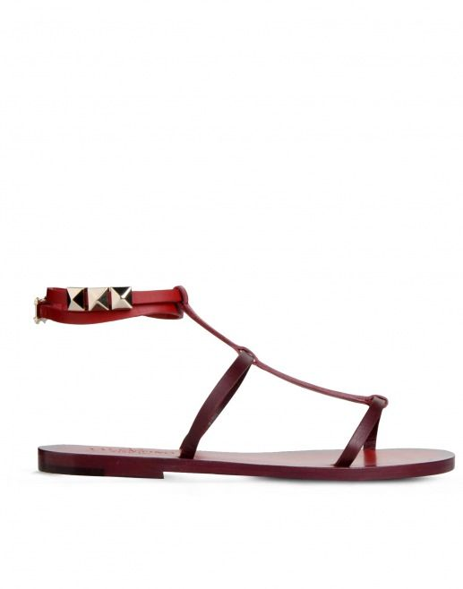 Valentino Garavani 2014 İlkbahar / Yaz Bayan Ayakkabıları - Valentino Garavani shoes,Valentino Garavani shoes collection, Valentino Garavani ss 2014,valentino garavani sandals