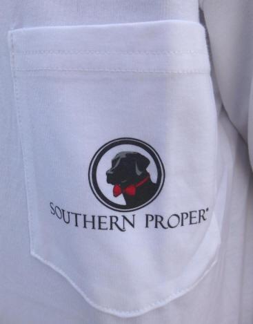 southern proper tshirt
