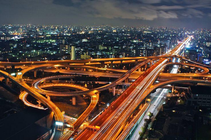 Higashi-Osaka-Junction-Osaka-Japan