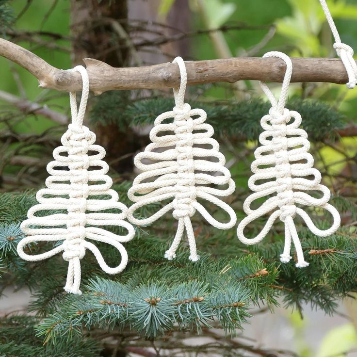 How To Diy Knotted Xmas Tree Easy In 2020 Easy Christmas Diy Diy Christmas Tree Christmas Diy