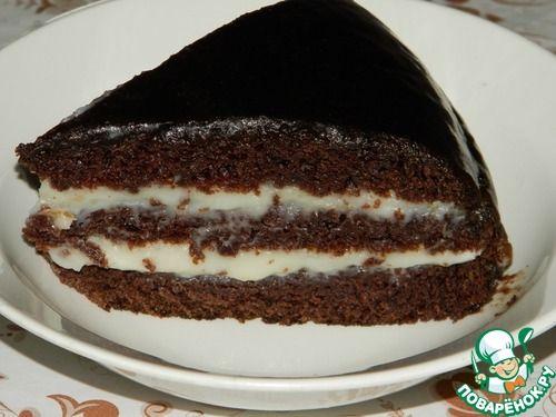 """Безумный торт """"Сrazy cake"""""""