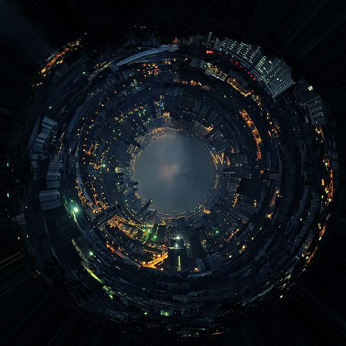 """nickacostaisme:  This the tubal version of the space station. It was made famous in Arthur C. Clarke's classic sci fi novel""""Rendezvous with Rama"""""""