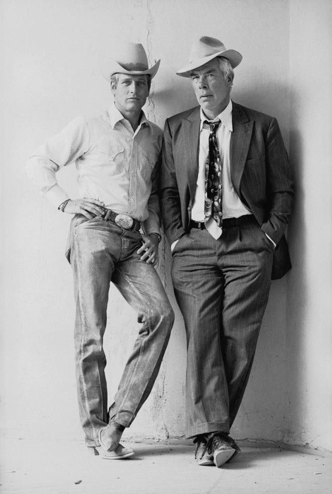 Paul Newman & Lee Marvin