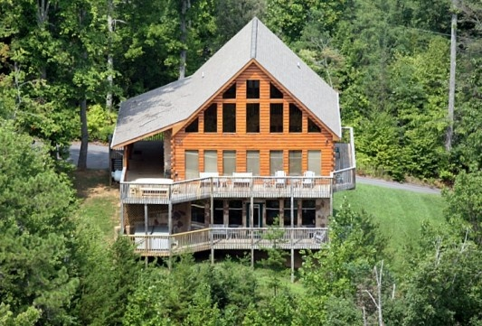 another nice cabin