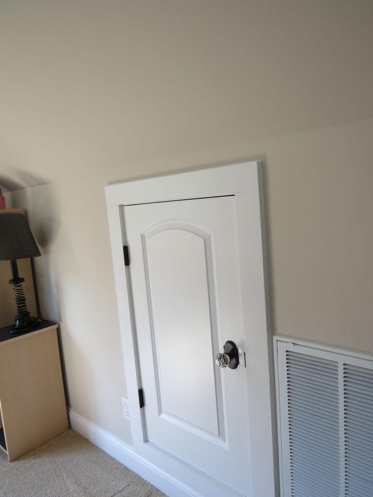 Attic Space Access Doors : Best attic access door ideas on pinterest loft