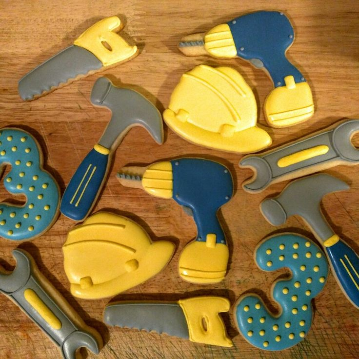 3rd birthday Bob the Builder toolset!