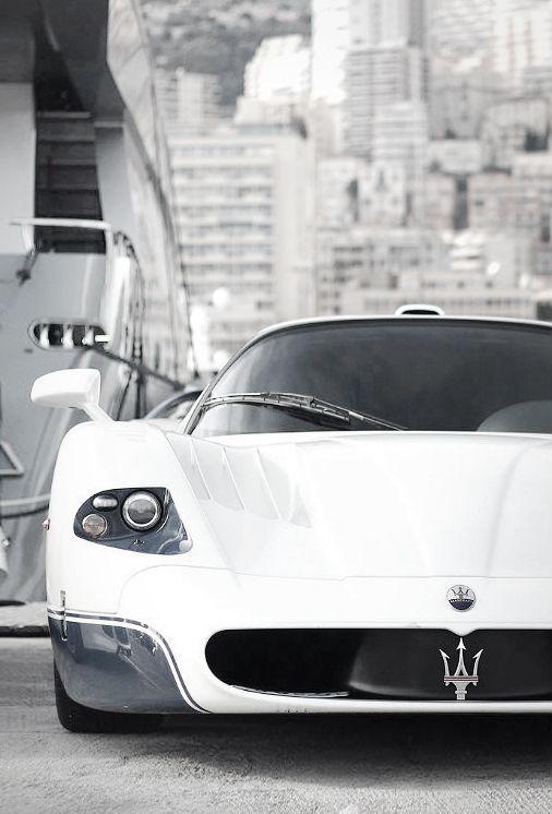White Maserati Dreams