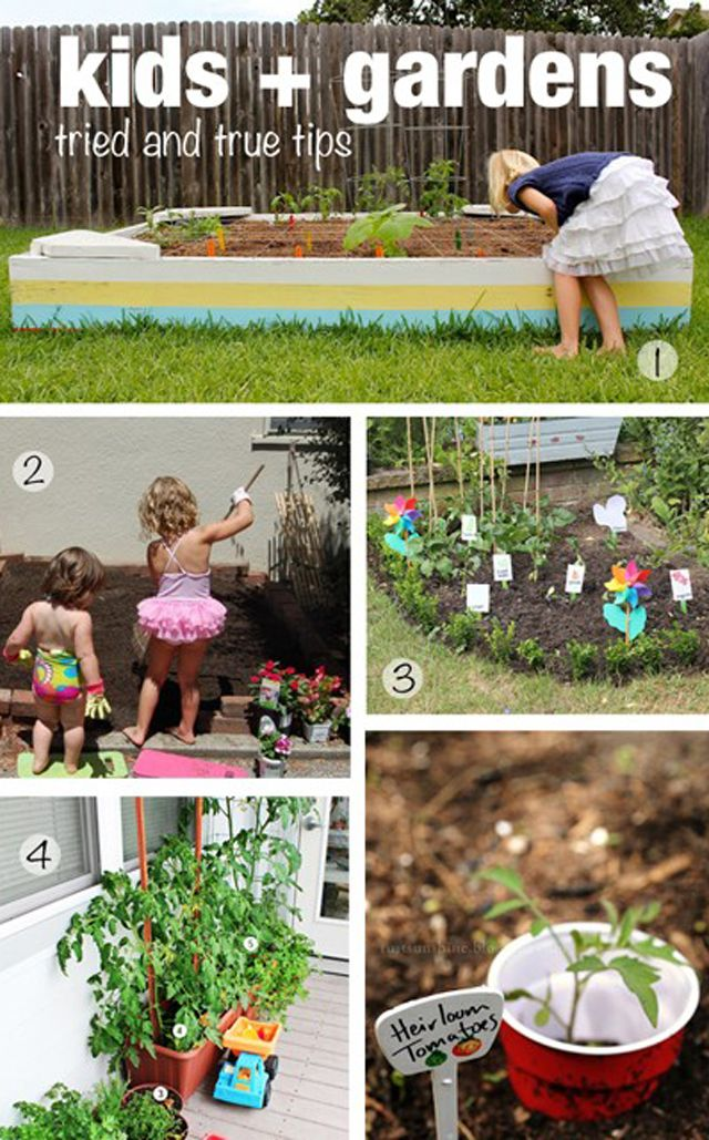 Lots of good ideas here that my kids would go crazy for - bookmarking for later this spring when the weather warms up!