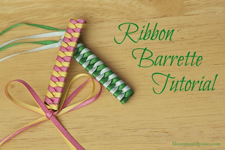 This looks really adorable...and super inexpensive for some really nice barrettes.