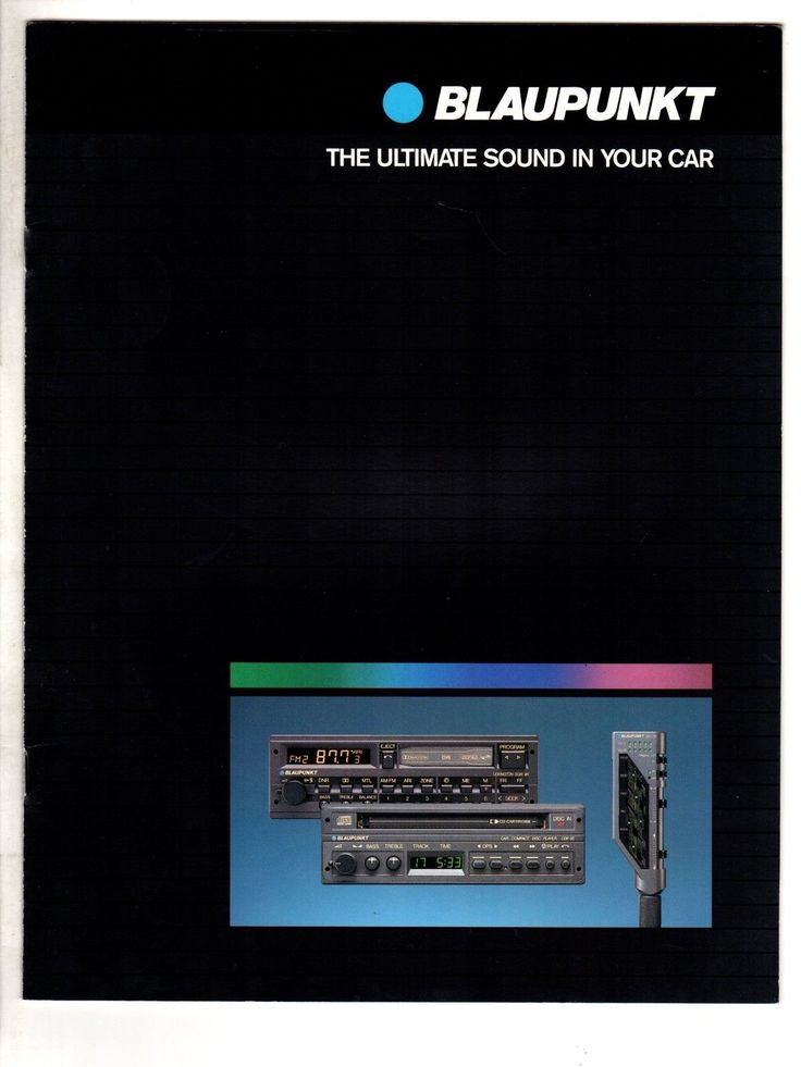 Car Audio 26 Page Brochure. Berlin SQR 83. Houston SQR 06. BEQ 65 - BEQ-FR - BEQ 80 - BEQ MS - BES 80 - BEA 40. CDP 05. Tucson SQR 06. Portland SQR 26. Denver SQR 26. | eBay!