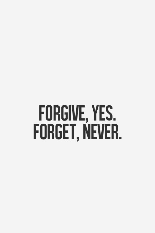 it is what it is...better forgive, than broken after all...take care, please, don´t break over this f...t..! always remember: I L U   and say what? your sliding right now in the best time of your life!