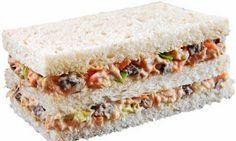 Sanduíche de Atum                                                                                                                                                                                 Mais