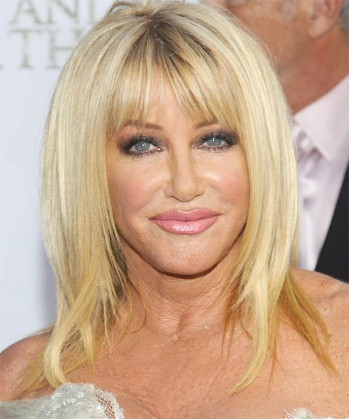 Beautiful woman, I am not a fan of the bangs but she looks gorgeous for any age and her cut keeps her relevant. Suzanne Somers Hot - Bing Images