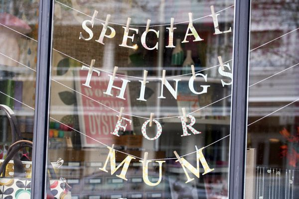 Got your Mother's Day gift swing shop ready to go?