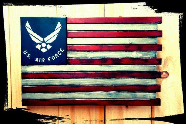 US Air Force - Concealment Flag (Hidden Compartment)