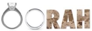Marines, usmc, us marines, marine corps, us marine corps, marine love, marine wife, oorah, military wedding, military, military graphics, milso, milso_graphix, milso graphics, wedding, wedding rings, rings, married, love
