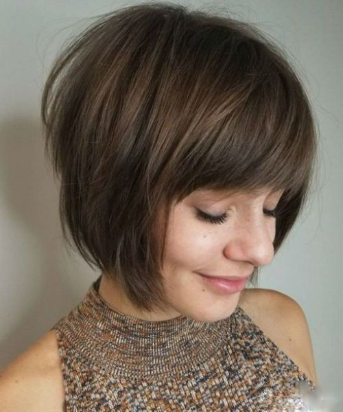 Most Pretty Short Haircuts With Bangs to Get An Eye Catching Look This Summer