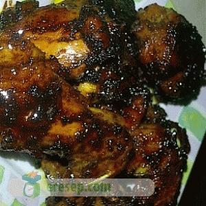 Resep Ayam Bakar Kecap - Grilled Kecap Chicken