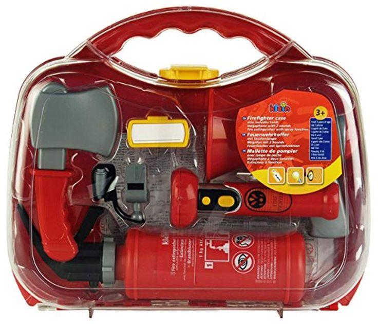 Der Spielzeugtester hat das Theo Klein 8982 – Feuerwehr-Koffer angeschaut und empfiehlt es hier im Shop. Ich versuche alle Produkte immer selbst zu testen. Aufgrund der Vielzahl der Artikel kann ich das leider nicht alles selber machen. Aber ich erstelle täglich Videos von den größeren Ar… – Spielzeugtester