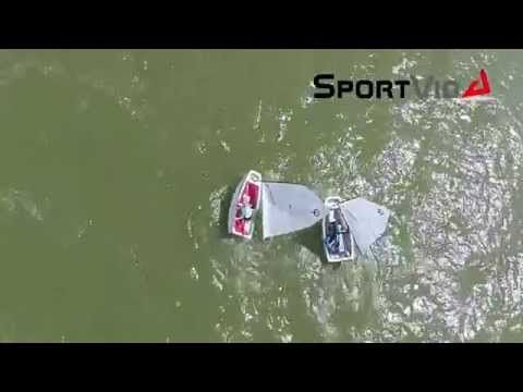 brilliant tacking | optimist sailors - http://sailinghq.net/brilliant-tacking-optimist-sailors/