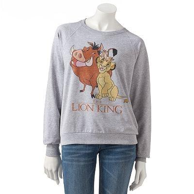 The Lion King Sweatshirt - Juniors | My Style | Pinterest