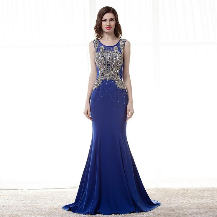 Show your best to all people even in the evening and then get  Royal Blue Formal Dresses Evening Rhinestones Bodice Occasion Dresses Inspired By Paolo Sebastian Dresses Custom Long Black Mermaid Dress in graceful_ladies and choose wholesale evening dresses online usa,evening dresses uk cheap and evening dresses with jackets on DHgate.com.