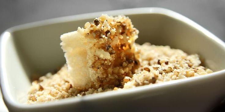 Dukkah - Dukkah er den nye dippen. Den brukes til brød, kjøtt, grønnsaker og fisk.
