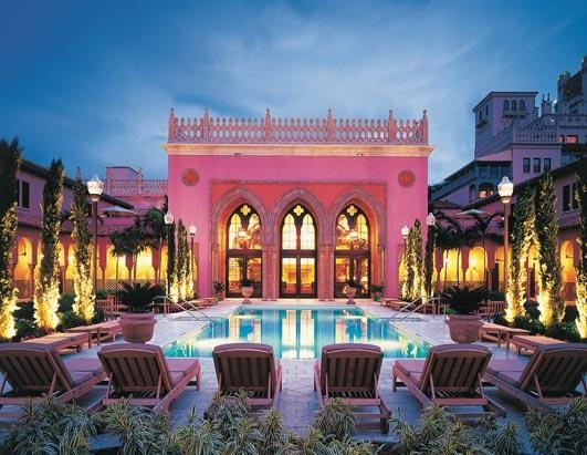 Boca Raton Resort, Florida
