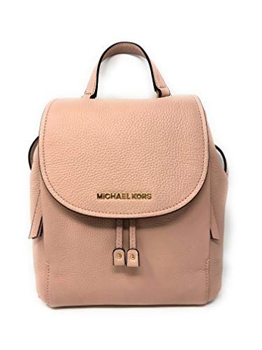 f0e327ff270c New Michael Kors Riley MD Backpack Leather Pastel Pink (35F8GRLB2L) online.    148.98  from top store allfashiondress