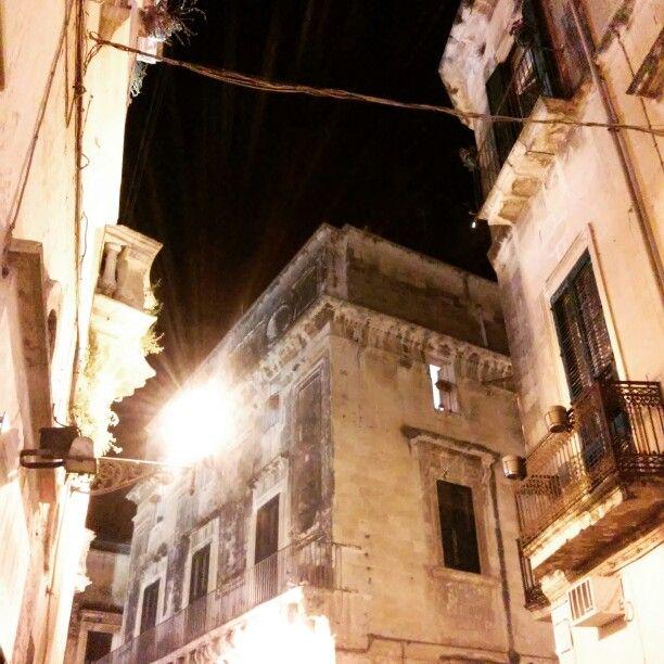 Scorci di città - Lecce centro storico  Puglia - Salento - Lecce   Georgette Creazioni, inizio estate 2015