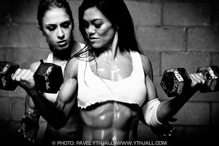 Pauline Nordin and Sherlyn Roy.: Fitness Motivation, Fit Inspiration, Motivation Image, Fit Motivation