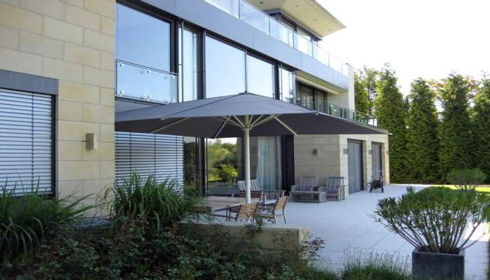 11 best sombrillas images on pinterest umbrellas - Sombrilla de terraza ...