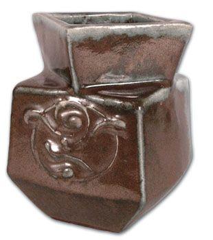 Vase by Kanjiro Kawai (1890-1966)