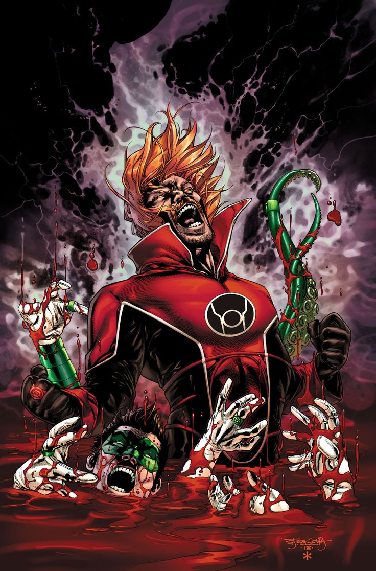 Guy Gardner screenshots, images and pictures - Comic Vine