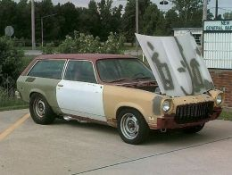 1976 Chevrolet Vega Wagon by lsvega_w http://www.chevybuilds.net/1976-chevrolet-vega-wagon-build-by-lsvega-w