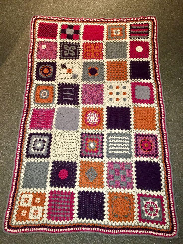 Mystery Blanket 2016