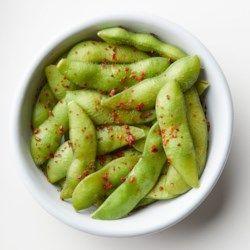 Edamame with Aleppo Pepper - EatingWell.com