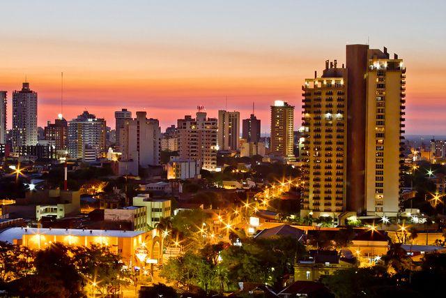 Paraguay, Asuncion   asuncion capital del la republica del paraguay