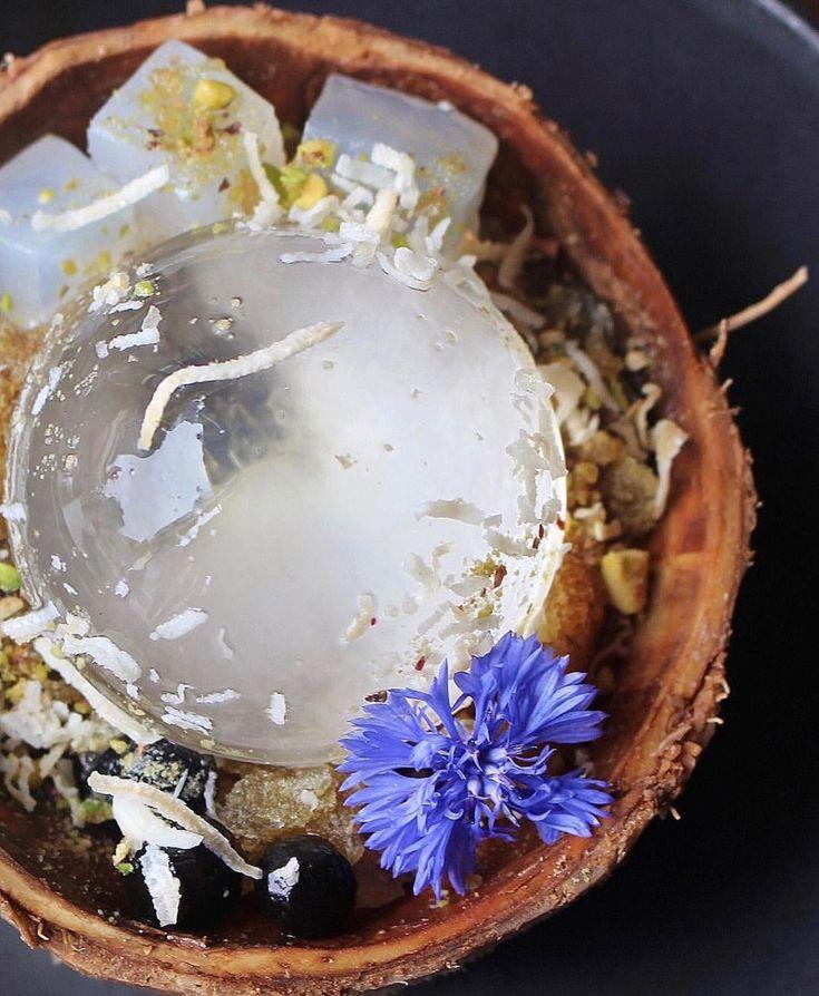 Vanilla Mochi at Mekong Sydney. Photo by Lindsey Hoad. #mochi #food #dessert