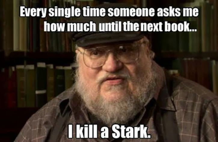 Oh my g-ad!: A game of thrones