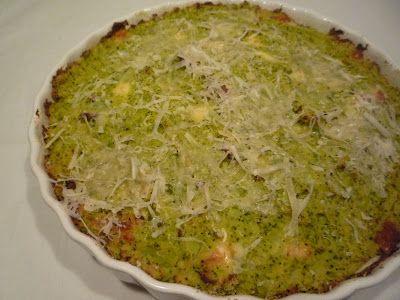 una stella tra i fornelli: sformato di broccoli--