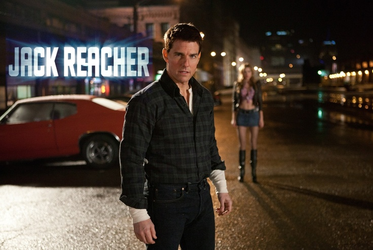 Jack Reacher - Official Trailer #2 (HD)   Hollywoodland Amusement And Trailer Park