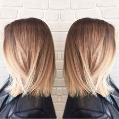 47 Hot Long Bob Haircuts and Hair Color Ideas | StayGlam Bob Frisur Bob Frisuren
