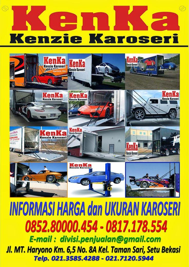 KAROSERI TOWING MOBIL SPORT >> KAROSERI KENKA