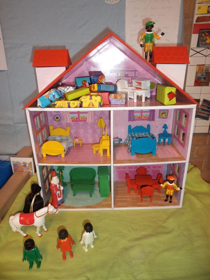 Sinterklaas: pietenhuis