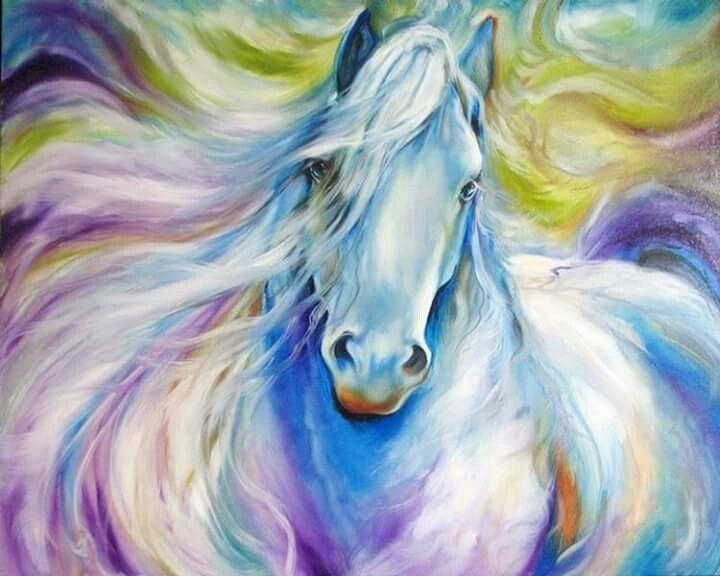 Paardenschets - onbekende artiest