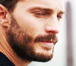 jamie dornan, beard,