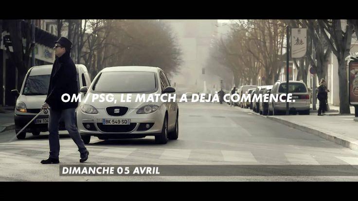 Canal+ : petites vacheries entre supporters  Canal+ diffuse dimanche le classico OM / PSG. Après les avoir fait se côtoyer de près, très près, dans un précédent teaser, la Direction artistique de la chaîne premium a souhaité jouer à nouveau avec les supporters des deux clubs. Mais cette fois-ci, l'ambiance est un brin plus vacharde...  http://www.artofteasing.fr/article/20150401-canalplus-bande-annonce-om-psg-5-avril/  #canalplus #football #OMPSG #ligue1 #band
